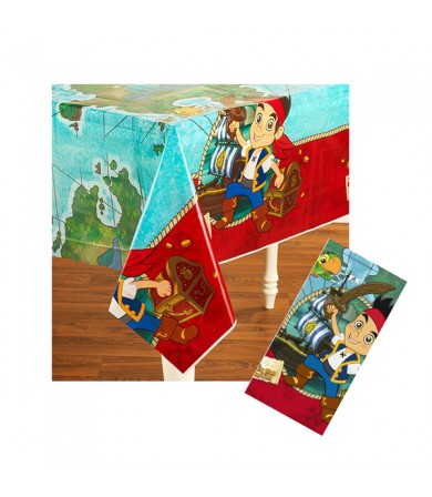 Jake and the Neverland Pirates Table Cover - 571288